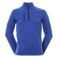 CALLAWAY 1/4 ZIP FLEECE (BLUE)